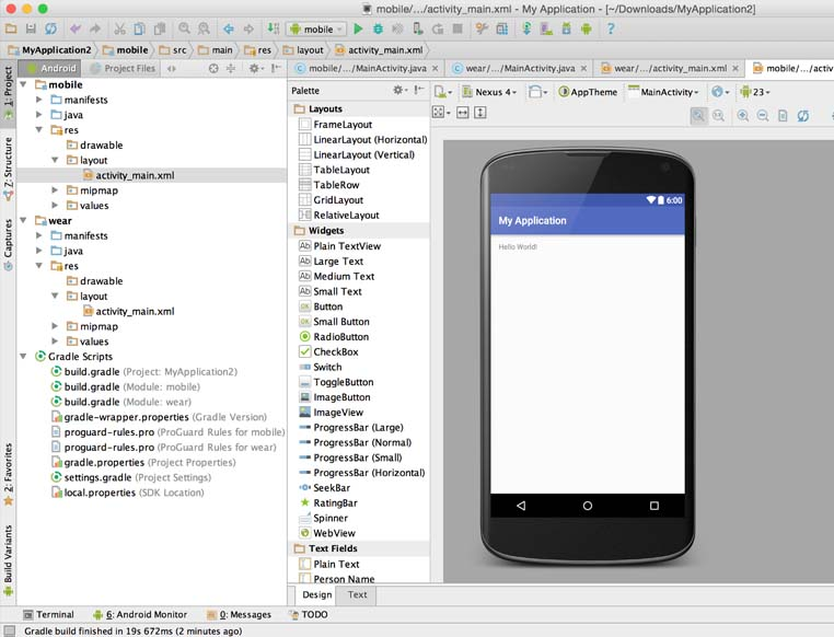android app making center